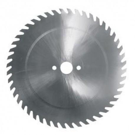 Lame de scie circulaire à buche HSS, diamètre 400 mm