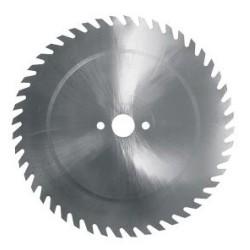 Lame de scie circulaire à buche HSS, diamètre 500 mm