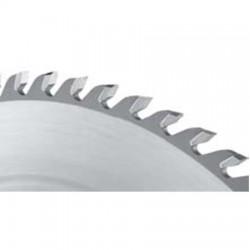Lames de précision QUALITY au carbure denture plate trapèze