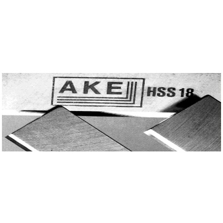 Fers de rabotage de précision HSS 18% - Type 1610