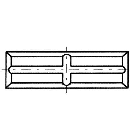 Mini-Plaquettes HW MG06/DO50