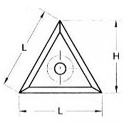 Mini Plaquettes HW réversibles HC05/HL05